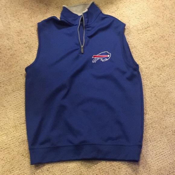 21eee7f4 Buffalo Bills Men's Vest